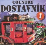 COUNTRY DOSTAVNÍK 1 , CD