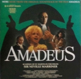 LP AMADEUS SOUNDTRACK  - Academy Of St. Martin InThe Fields LP deska / Vinyl