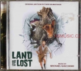 CD Země ztracených - Land of the Lost Soundtrack - Michael Giacchino
