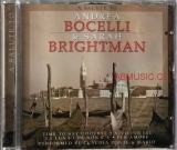 Andrea Bocelli & Sarah Brightman CD
