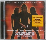 Charlieho andílci - Charlies Angels - Full Throttle - Soundtrack , CD