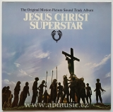 2 LP Jesus Christ Superstar - The Original Motion Picture Sound Track Album