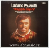 LP Luciano Pavarotti - King Of The High C's