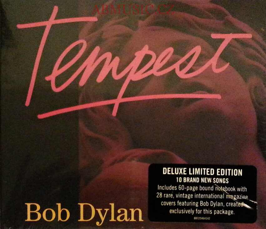 Bob Dylan - Tempest / Deluxe Edition CD