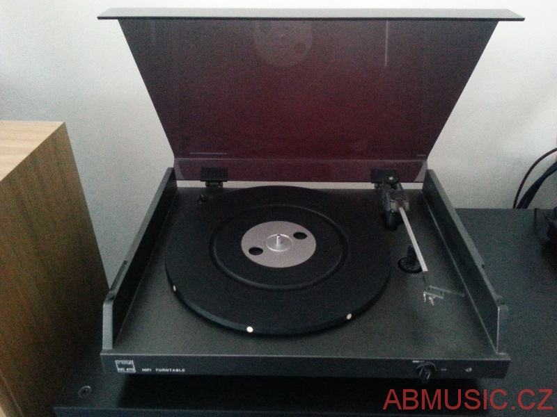 Gramofon tesla