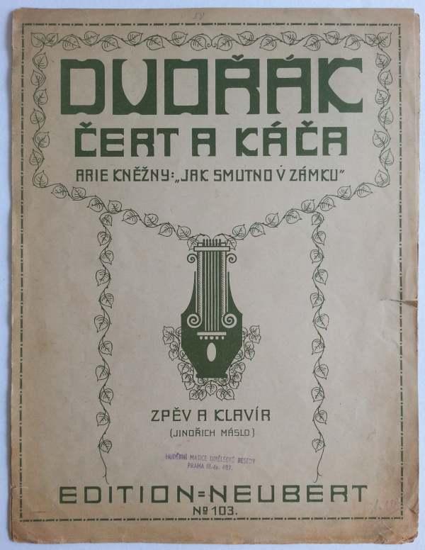 Antonín Dvořák Dvořák - The New York Philharmonic Orchestra The Philharmonic Symphony Orchestra Of New York Symphony No.4 In G Major Op. 88
