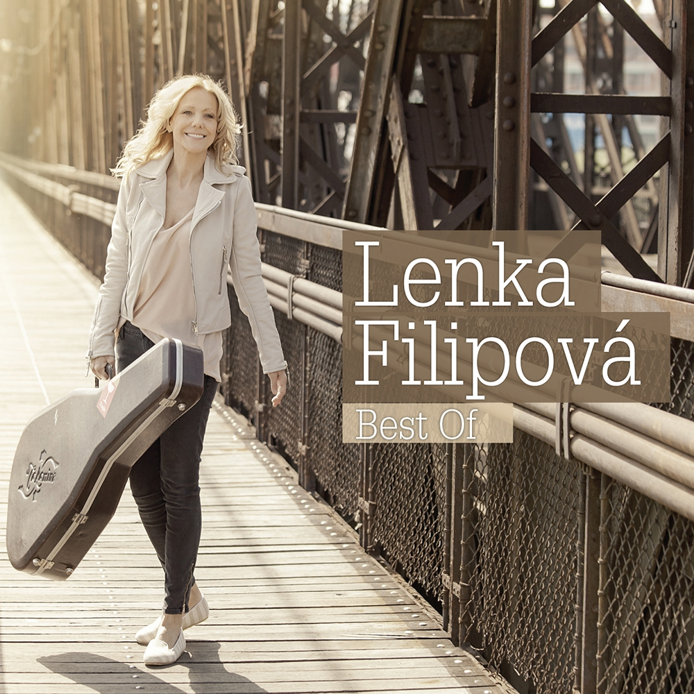 3 CD Lenka Filipová - Best Of