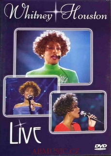 WHITNEY HOUSTON LIVE DVD