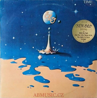 LP Electric Light Orchestra - Time