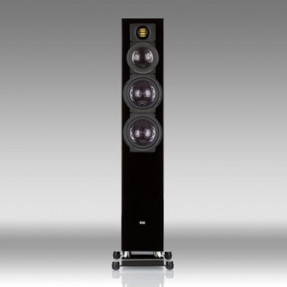 ELAC FS 409 Black High Gloss - Pár