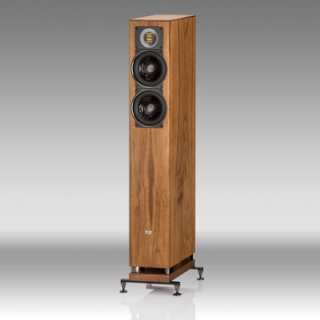 ELAC FS 407 Walnut High Gloss - Pár