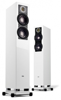 ELAC FS 407 White High Gloss - Pár
