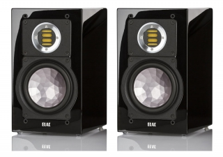 ELAC BS 243.2 Black High Gloss