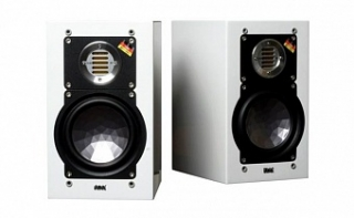 ELAC BS 244.2 White High Gloss