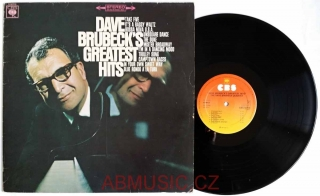 LP DAVE BRUBECK - Greatest hits