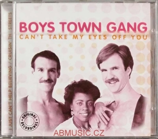 Boys Town Gang - Can't Take My Eyes Off You , CD