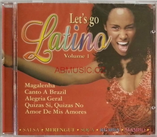 Let´s go Latino Volume 1 , CD