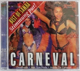 Carneval - Best of samba , CD