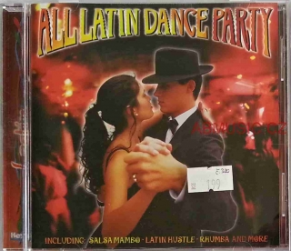 All latin dance party , CD