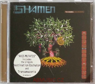THE SHAMEN - AXIS MUTATIS , CD