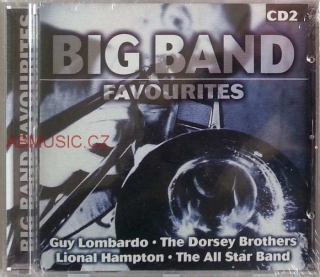 Big Band Favourites 2 , CD