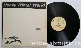 LP TSA - Heavy Metal World