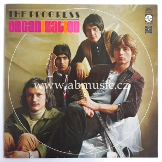 LP THE PROGRESS - ORGANIZATION 1971