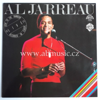 LP Al Jarreau – Look to The Rainbow Live Recorded in Europe