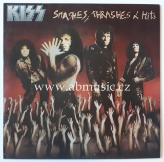 LP KISS - Smashes, Thrashes & Hits